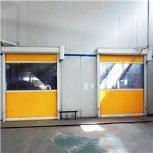 上海快速卷帘门厂家 吉照 无尘车间快速门 PVC软质卷帘门