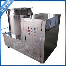 600升不锈钢高速混合机组 高速混料设备 立式混粉机 藕粉高速混合搅拌设备