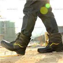 劳保鞋防砸防穿刺防护鞋高帮男士安全鞋耐高温劳保鞋