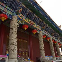 江西吉安泰和县祠堂神龛彩绘,亭子彩绘,家乡古建建筑彩绘,古建筑彩绘施工