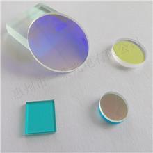 一粟光电 LED灯荧光检测滤光片 光学镜片
