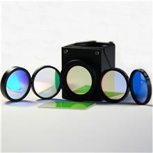 三维扫描仪滤光片 3D扫描仪用带通滤光片 蓝光三维扫描仪镜片 厂家