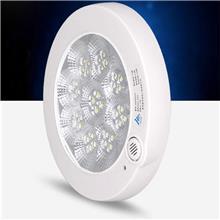 声光控吸顶灯 走廊车库LED灯 厂家销售 权辉灯具