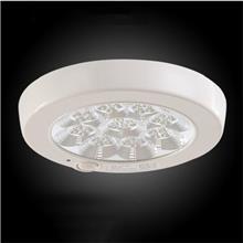 消防应急吸顶灯 LED灯 昆明灯具批发销售 权辉灯具