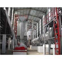 广西桂林石膏粉生产线采用先烧后磨工艺-品质放心