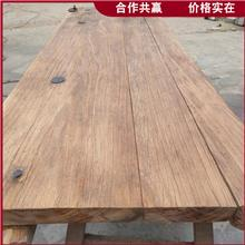 原木吧台板 实木吧台桌面 拼接老榆木门板 出售价格
