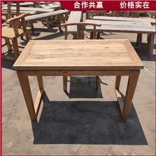 风化老榆木门板 风化吧台搁板 装修风化实木地板 市场价格