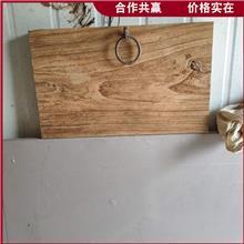 老榆木吧台桌面 风化吧台搁板 烘干老榆木板材 厂家报价