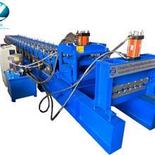 众恒机械 定制生产 快速钢跳板成型机 建筑钢踏板成型设备 冷弯机械设备
