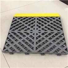都江堰洗车房拼接格栅 塑料地板 排水免挖槽耐压地格栅 优惠方便客商