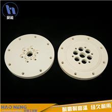 陶瓷法兰花盘 陶瓷法兰片 99氧化铝陶瓷 可来图定制