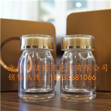药用塑料罐 透明亚克力瓶 明洁 亚克力保健食品瓶价格 明洁包装