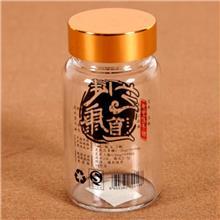 明洁供应 软胶囊包装瓶 保健品瓶 三七粉黑枸杞胶囊瓶