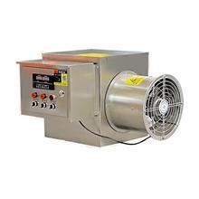 工业电热暖风机大面积恒温机养殖场育雏大棚取暖器大功率石家庄