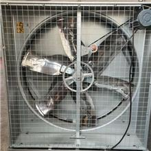 乐牧厂家直供工业排风扇矿场配电房养殖场矿场大功率镀锌负压风机