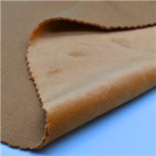 工厂直销御寒保暖 水貂绒布复合面料 可改善布料质感增值