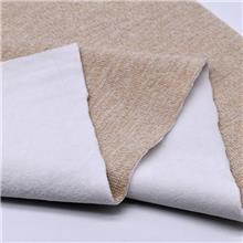 复合加工双面绒布 针织弹力布料 秋冬保暖睡衣内衣婴童面料复合加工