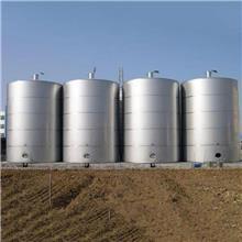 加工定做不锈钢储罐 304材质30立方储罐 诚志 八成新