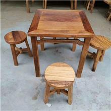 老榆木餐桌 批发零售 汉阳老榆木家具价格