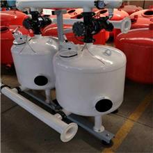 浅层砂过滤器  钢铁厂过滤器  纯水设备 海湾创源
