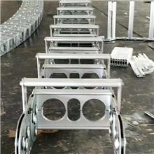 按需定制 半封闭式拖链 机床拖链 电缆拖链 交货及时