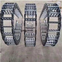 厂家供应 钢制尼龙拖链 尼龙坦克链条 工程桥式拖链 服务贴心