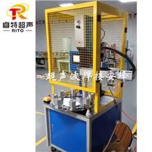 单轴机械手led球泡灯壳罩超声波圆盘式多工位自动化焊接机、球泡灯外壳超声波熔接设备