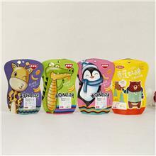 手指饼干包装袋 香蕉奶酪异形包装袋 铝箔复合袋