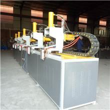 锌钢不锈钢圆管 价格 L45机货架铁管切角 方管折弯机