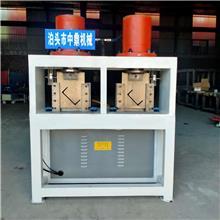 液压方管切断机 长期销售 高速半自动圆管冲弧机 种管材裁断液压机