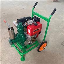 自吸泵 高压农用排灌泵 城市排涝积水抽水泵 排水机器