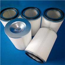 康能滤筒除尘器滤芯 直插滤芯 斜插滤芯 厂商