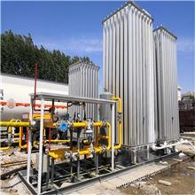 LNG气化器 云驼气体设备 lng空温式气化器 加气站设备