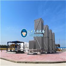 气化器 青州云驼 加气站设备 天然气成套设备 包安装