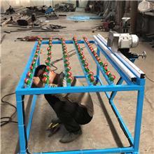 玻璃表面处理设备 玻璃快速磨边机 玻璃倒棱机 简易玻璃除膜机 源头厂家直供