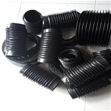 圆形丝杠防护罩 油缸防尘罩 液压气缸保护套 伸缩式机床丝杆防护罩
