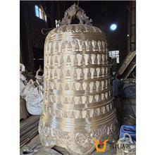 温州铜钟生产厂宗教铜钟图片