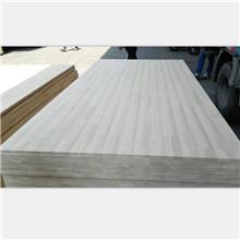 家具用橡胶木集成材 橡胶木板 衣橱柜板 实木家具板