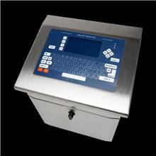 化妆品点阵式喷码机面膜生产日期打码机
