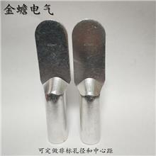 供应镀锡两孔铜鼻子 国标双眼铜线鼻子 厂家供应