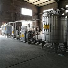 发酵乳加工设备 鲜牛奶杀菌设备 发酵乳生产线