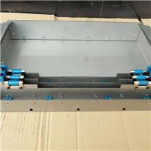 小型机床钢板防护罩 数控车床防护罩 不锈钢防护罩 生产