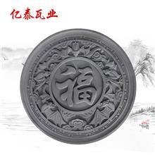 邯郸 传统手工砖雕 长方形砖雕浮雕 观赏雕像八仙过海 亿泰