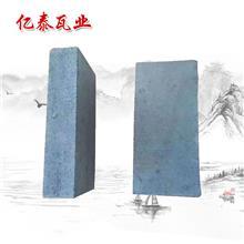 亿泰古建青砖 手工砖 铺地人行道公园黏土青砖