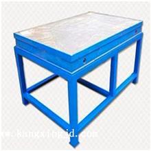 泊头康兴机电供应树脂砂铸造大型焊接平台 Ht200材质铸铁焊接平台 发货快