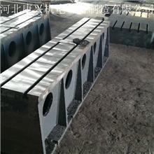 铸造加工机床铸件_机床铸件工作台_树脂砂床身底座 价格低工期短
