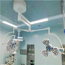 常年销售 冷光源手术灯 手术LED无影灯 双头吸顶式无影灯