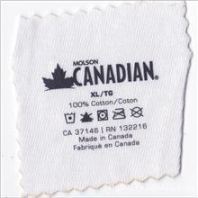 广东厂商推荐 服装水洗标定做洗水唛现货印唛布唛羊毛山羊绒洗水标logo订做