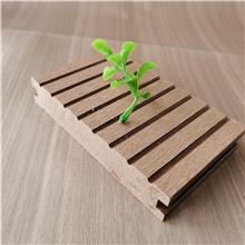 户外地板生产厂家 公园广场木塑复合地板 阳台浴室地板