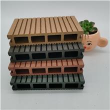 重竹户外高耐竹地板 康装 园林绿化景观露台防腐木塑地板厂家
